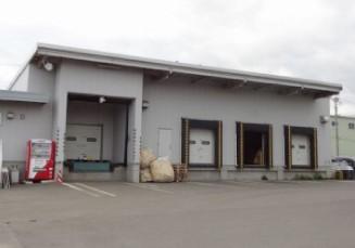 Storage space / Sendai Airport warehouse