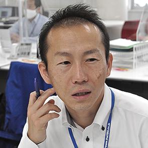 執行役員 マーケティング本部 統括部長 櫻井 正悟